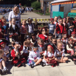 Reception Class become Pirates!