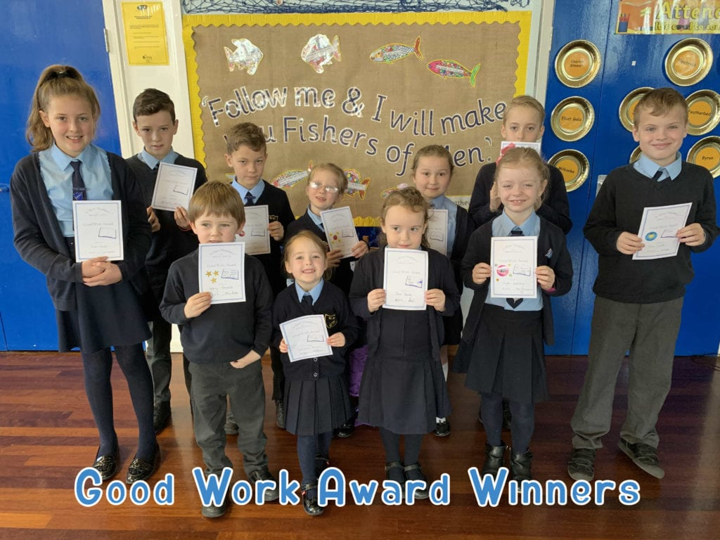 Writers of The Week